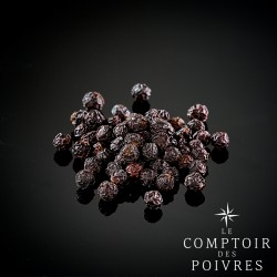 Red peppercorns from the Bolaven plateau
