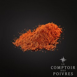 Paprika ñora edelsüß, gemahlen