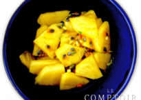 Ananas passion piment d'Espelette