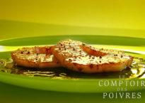 Ananas doré poivre long rouge Ishigaki Jima et vanille