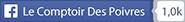 Facebook Le Comptoir des Poivres