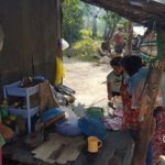Préparation du sirop de palmier au Cambodge