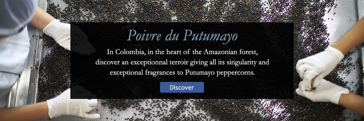 Putumayo peppercorns